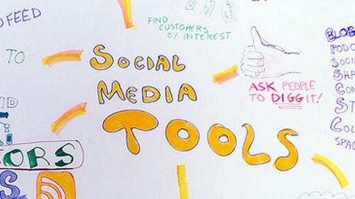 social media tools 2016
