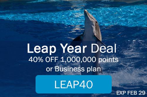 Leap Year Promo Code