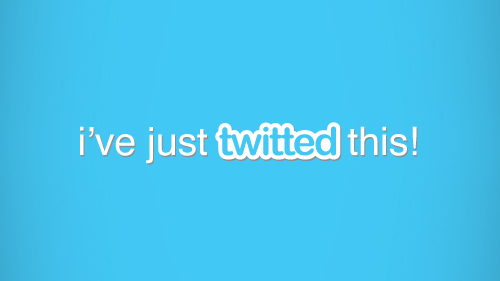 Twitter things to know