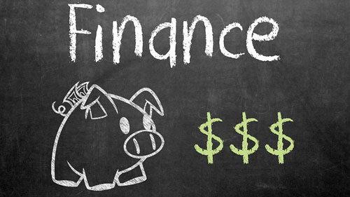 different types of finance